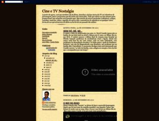 cinostalgia.blogspot.com.br screenshot