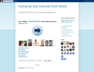 cinta-kucing-liar.blogspot.com screenshot