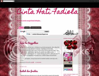 cintahati-dielamanja.blogspot.com screenshot