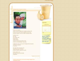 cintaramalya.wordpress.com screenshot