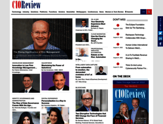 cioreview.com screenshot