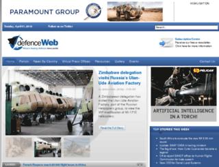ciozone.itweb.co.za screenshot