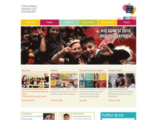 cip.sabanciuniv.edu screenshot