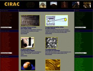 cirac.org screenshot