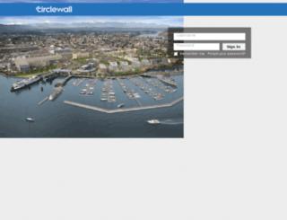 circlewall.com screenshot