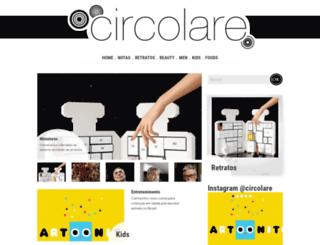 circolare.com.br screenshot