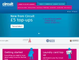 circuitcardtopup.com screenshot