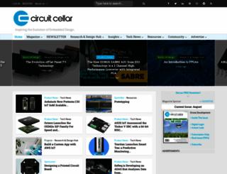 circuitcellar.com screenshot