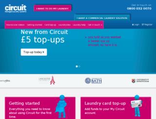 circuitgroup.com screenshot