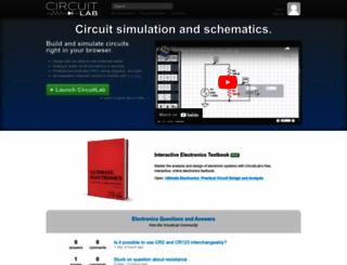 circuitlab.com screenshot