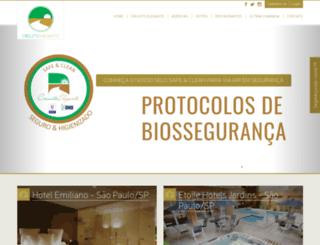 circuitoelegante.com.br screenshot