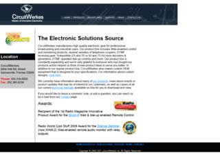 circuitwerkes.com screenshot