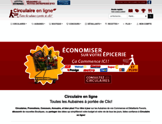 circulaire-en-ligne.ca screenshot