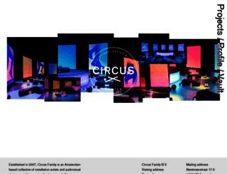 circus.fm screenshot
