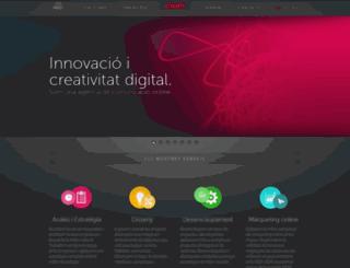 cirici.com screenshot