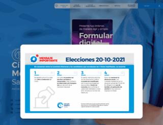 cirmedsa.com.ar screenshot
