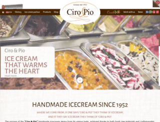 ciroepio.com screenshot