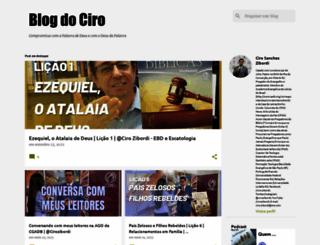 cirozibordi.blogspot.com screenshot