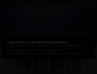 cirqueitalia.com screenshot