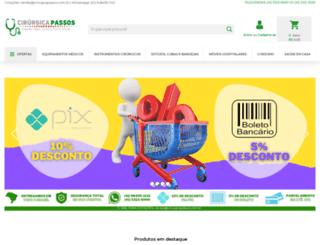 cirurgicapassos.com.br screenshot