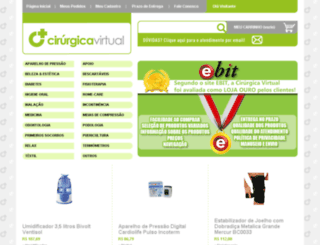 cirurgicavirtual.com.br screenshot