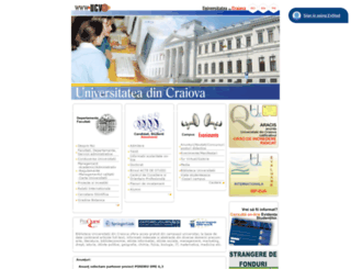 cis01.ucv.ro screenshot