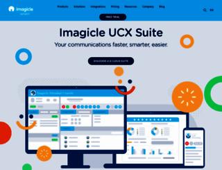 cisco.imagicle.com screenshot