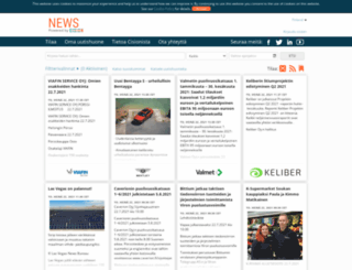 cisionwire.fi screenshot