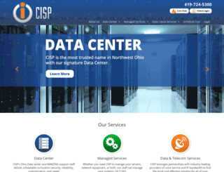 cisp.com screenshot
