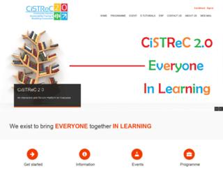 cistrec20.com screenshot