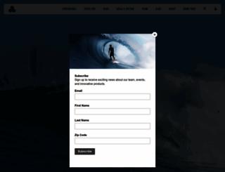 cisurfboards.com screenshot