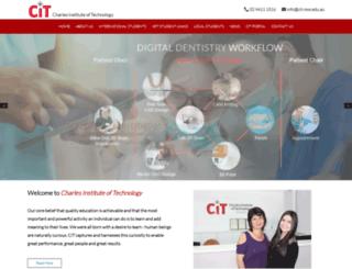 cit.nsw.edu.au screenshot