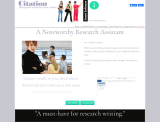 citationonline.net screenshot