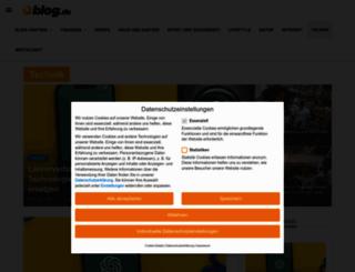 citavia.blog.de screenshot