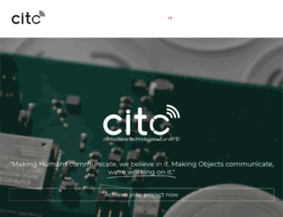 citc-eurarfid.com screenshot