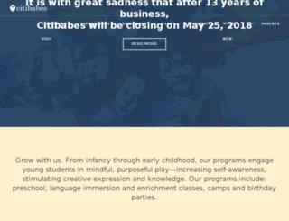 citibabes.com screenshot