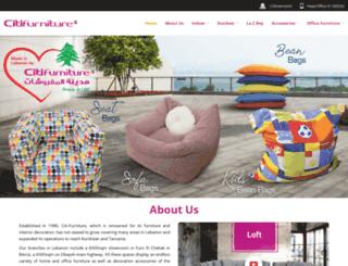 citifurniture.net screenshot