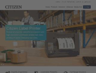 citizen.co.uk screenshot