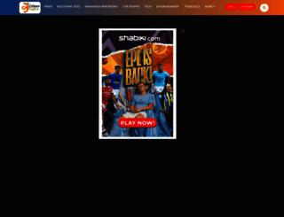 citizennews.co.ke screenshot