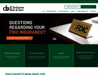 citizens-bank.com screenshot