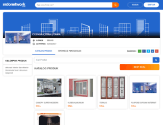 citrashop.indonetwork.co.id screenshot
