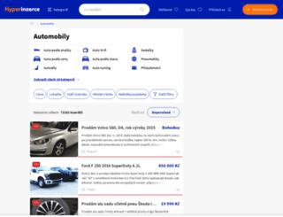 citroen.katalog-automobilu.cz screenshot