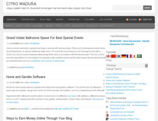 citromduro.wordpress.com screenshot