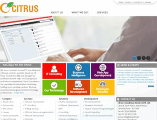 citrusoft.net screenshot