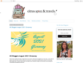 citrusspiceuk.com screenshot