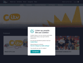 citv.co.uk screenshot