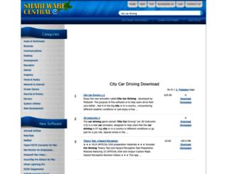city-car-driving.sharewarecentral.com screenshot