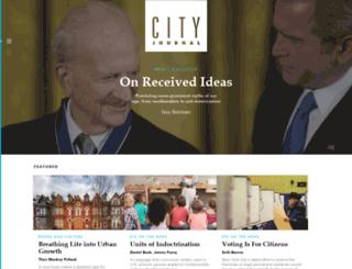 city-journal.com screenshot
