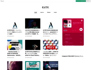 city.amebaownd.com screenshot