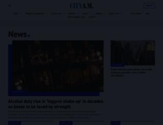 cityam.com screenshot